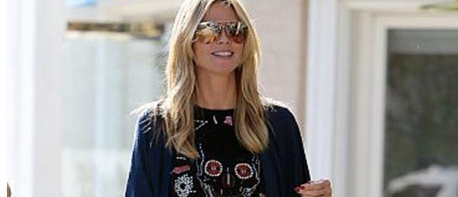 Image principale de l'article Copiez le look: Heidi Klum