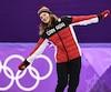 À elle seule, la Québécoise Kim Boutin a mis la main sur trois médailles au cours de ces Jeux.