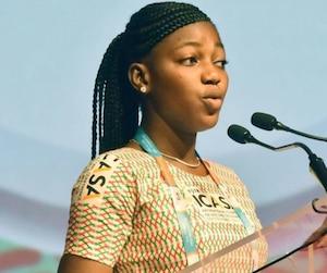 Asseta Ouedraogo, 20 ans