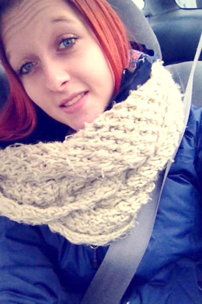Amélie Defoy, 19 ans