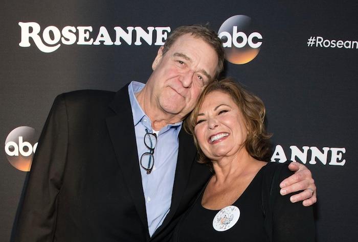 Upbeat reviews as Trump-voting 'Roseanne' returns