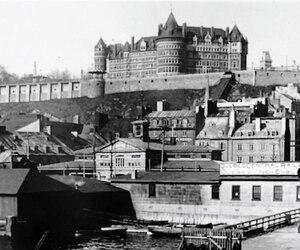 La série <i>Iconique Chateau Frontenac</i> sera présentée sur les ondes de MAtv.