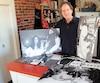 Âgé de 75 ans aujourd'hui, Jacques Bourdon se remémore encore avec plaisir les souvenirs du <i>bed-in</i> de 1969 qu'il a eu la chance de photographier.