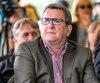 Le maire Régis Labeaume a reproché à certains politiciens de ne pas prendre leurs responsabilités et de faire preuve d'aveuglement volontaire.