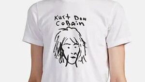 Image principale de l'article La fille de Kurt Cobain lance une collection