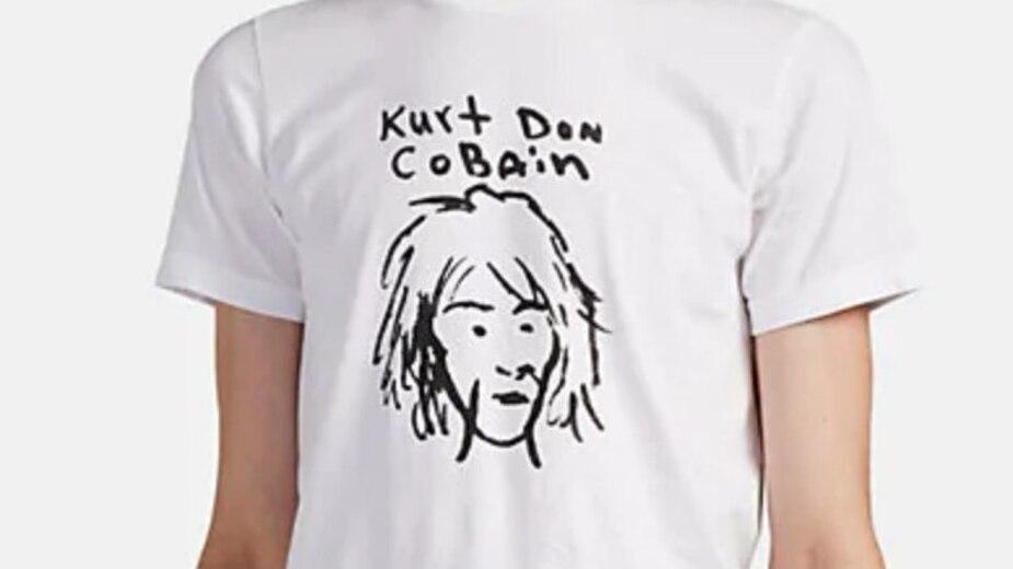 La fille de Kurt Cobain lance une collection