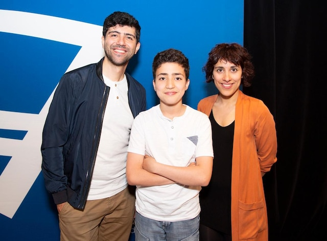 Adam Moussamih, Elkahna Talbi et Mustapha Aramis