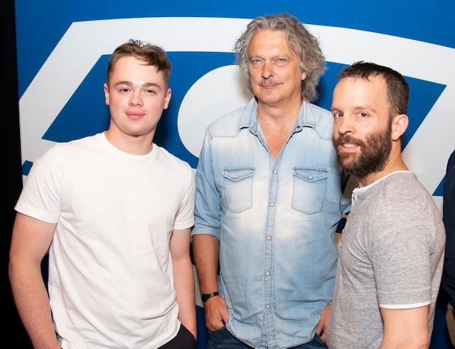 Marc Beaupré, Noah Parker et Normand D'Amour