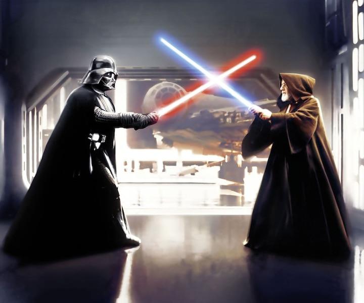 Une mythique scène de «Star Wars» revisitée