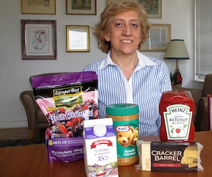 Cinzia Cuneo, cofondatrice et présidente de SOS Cuisine