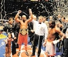 En décembre 2007, Mike Griffin avait officié un combat de championnat entre Joachim Alcine et le Panaméen Alfonso Mosquera au Centre Bell.