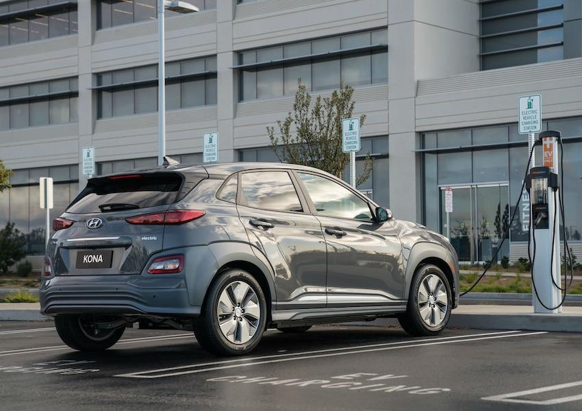 Meilleure Voiture Familiale >> Le Hyundai Kona électrique sera au Salon du véhicule ...