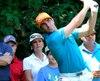 Sonny Michaud (photo) a sonné la charge avec son coéquipier Simon Camirand pour permettre au Québec de remporter sa première victoire de la journée, mercredi, au club de golf Rivière-du-Loup.