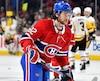 L'actuelle pénurie de joueurs de centre au sein du Canadien de Montréal offre un défi stimulant à Jonathan Drouin.