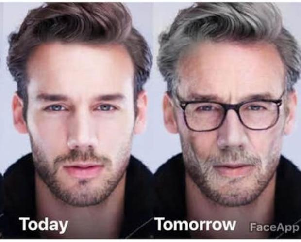 FaceApp: attention avant de vous vieillir la face!
