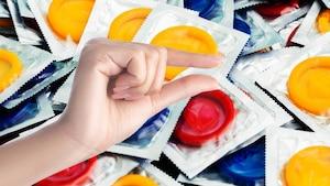 Le plus petit condom au monde est en vente