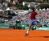 Après 74 jours d'arrêt en raison d'une opération à un genou, Roger Federer a été vaincu par Joe-Wilfried Tsonga en quarts de finale du tournoi de Monte-Carlo.