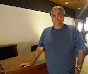Lino Zambito a été le premier témoin vedette de la commission Charbonneau. .photo mélanie colleu