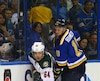 Minnesota Wild v St Louis Blues - Game Four