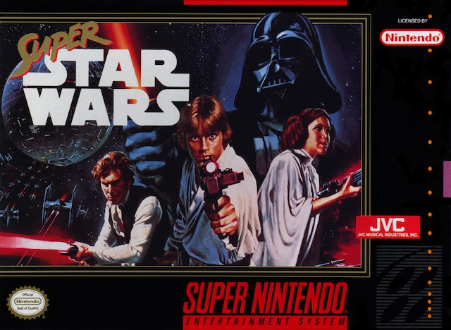 Les «gamers» pouvaient enfin revivre cette saga intergalactique où un frère frenche sa soeur pour ensuite se faire trancher la main par son père. Sans blague, c'était un jeu bien foutu et incroyablement excitant.