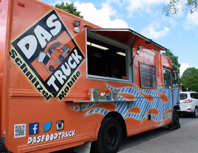 Le camion DAS Truck