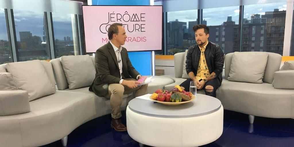 Lancement d'un 3e album pour Jérôme Couture