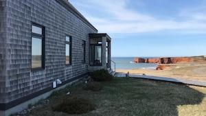 Une maison de rêve à vendre aux Îles