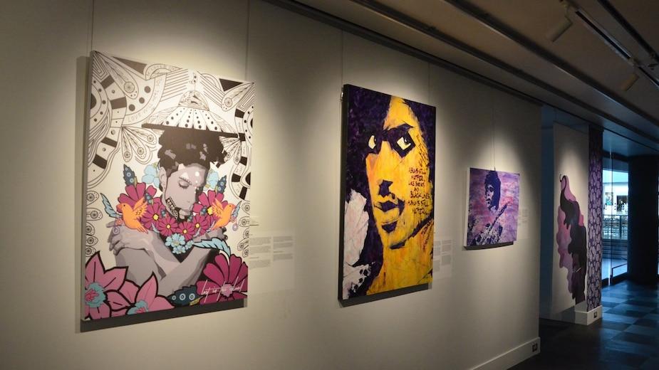 Une expo gratuite sur Prince