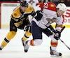 Un ancien des Panthers de la Floride, Evgeny Dadonov est dans la ligne de mire du Canadien.