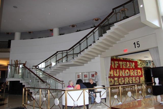 Hôtel Art Deco bâti en 1956, le Eden Roc de Miami Beach a récemment fait peau neuve grâce à des travaux de rénovation de 250 millions $. DAVID NATHAN/AGENCE QMI