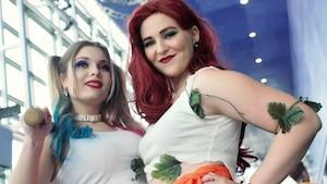 Image principale de l'article On a tourné un vidéoclip avec des «cosplayers»