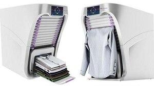 Image principale de l'article FoldiMate: la machine qui plie les vêtements pour vous !