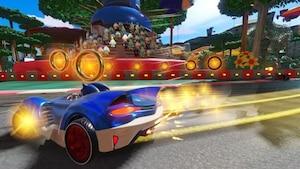 Team Sonic Racing: une sortie prévue pour cet hive