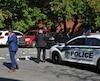 mardi 19 sept 2018 ste theresse homme poignarde au centre ville rue blainville ouest SYLVAIN DENIS/-AGENCE QMI