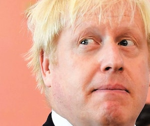 Le premier ministre britannique, Boris Johnson