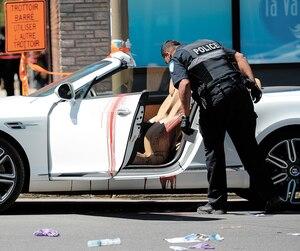 Samy Mokaddem a été tuépar balles, en plein jour, alors qu'il prenait place dans sa luxueuse Bentley Continental décapotable stationnée sur la rue Bélanger, à Montréal, en mai dernier.