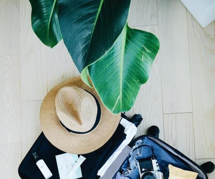 5 trucs pour minimiser son bagage