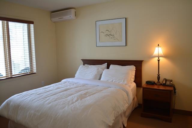 Les chambres sont confortables.