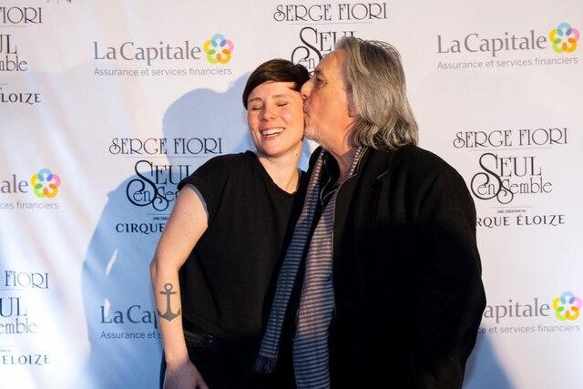 Pascale Picard et Serge Fiori