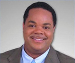 Handout of Vester Lee Flanagan, who was known on-air as Bryce Williams is shown in this handout photo in Roanoke