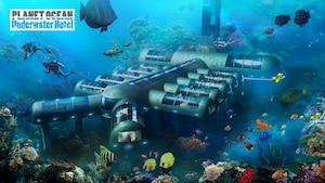 Image principale de l'article Un hôtel sous-marin pour dormir au cœur de l'océan