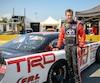 Le jeune pilote québécois Raphaël Lessard pourrait bénéficier de l'appui de TRD, la filière de Toyota, l'an prochain aux États-Unis.