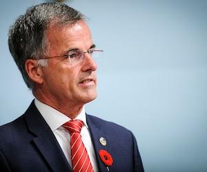 Le député Guy Ouellette