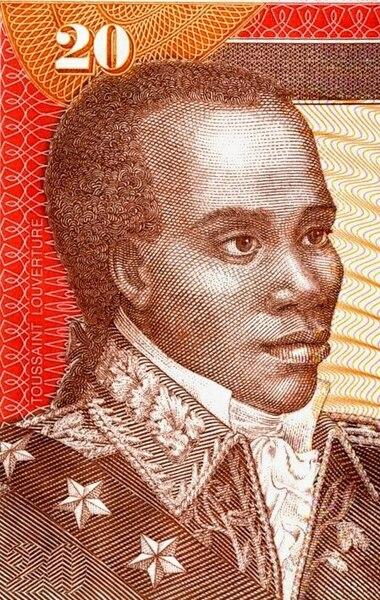 Toussaint Louverture, architecte de la révolution haïtienne.