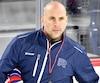 L'entraîneur du Rocket Sylvain Lefebvre n'a pas ménagé ses joueurs à l'entraînement, jeudi.