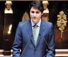 Dans son discours, il a prononcé une seule fois le mot «Québec»