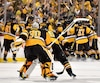 Les Penguins compétitionnent avec une intensité qui leur permet de se démarquer.
