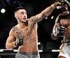 Charles Jourdain a signé un contrat de quatre combats avec l'UFC.
