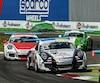 Le jeune pilote québécois Mikaël Grenier s'est classé troisième samedi en coupe Porsche Carrera à Monza, en Italie.