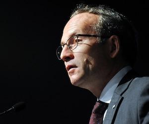 Le ninistre de la Sécurité publique, Martin Coiteux.